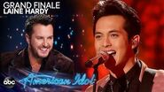 """Laine Hardy Performs """"Home"""" by Marc Broussard - American Idol 2019 Finale"""