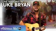 "Luke Bryan Performs His New Tune ""One Margarita"" For The FINALE! - American Idol 2020"