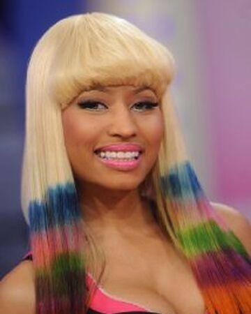 Nicki Minaj American Idol Wiki Fandom