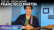 TEENAGE DREAM Francisco Martin Takes a Chance on a Katy Perry Song - American Idol 2020