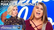 """Will This """"Snake Charmer"""" From Kansas Win Over the Judges? - American Idol 2020"""
