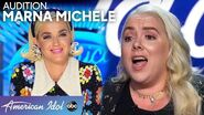"""Marna Michele Gives Judges a """"Million Reasons"""" To Love Her - American Idol 2020"""
