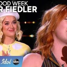 Amber Fiedler Has the Judges ON THEIR FEET During Hollywood Week - American Idol 2020
