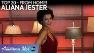 BEAUTIFUL! Aliana Jester Performs Whitney Houston Classic - American Idol 2020