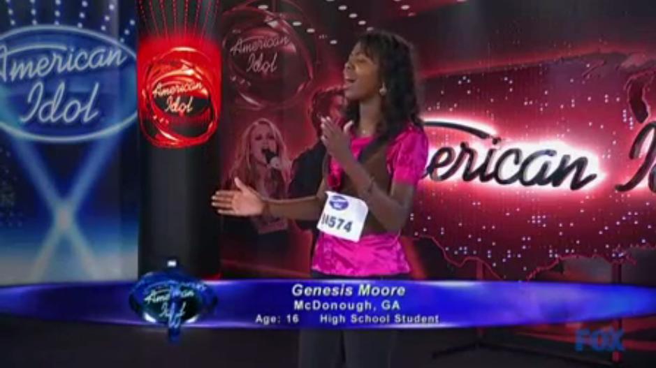 Genesis Moore