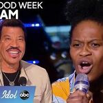 INSPIRING Just Sam Pushes Through the Struggle of Hollywood Week - American Idol 2020