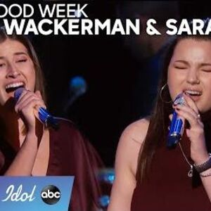 Sophia Wackerman and Sarah Isen are Real-Life Roomies Chasing the Idol Dream - American Idol 2020