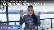 """Lauren Spencer-Smith Has STAR POWER With """"Momma Knows Best""""! - American Idol 2020"""