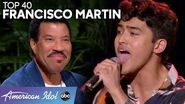 Francisco Martin WOWs Judges With Harry Styles Hit - American Idol 2020