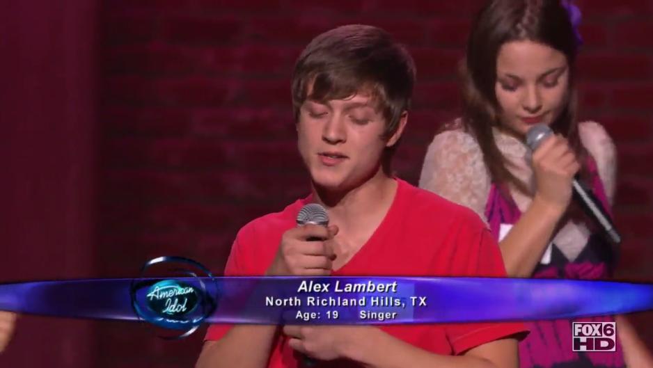 Alex Lambert