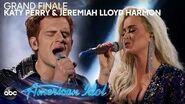 "Katy Perry & Jeremiah Lloyd Harmon Perform ""Unconditionally"" - American Idol 2019 Finale"