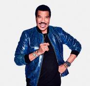 Lionel Richie s18 promo