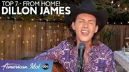 AHH-MAZING Dillon James Sings An Amos Lee Classic That Has Katy Perry In TEARS! - American Idol 2020