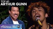 BRILLIANT Arthur Gunn Performs a Bob Marley Classic - American Idol 2020
