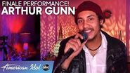 INSANE! Arthur Gunn Delivers STAR Power Singing A Gavin DeGraw Hit - American Idol 2020
