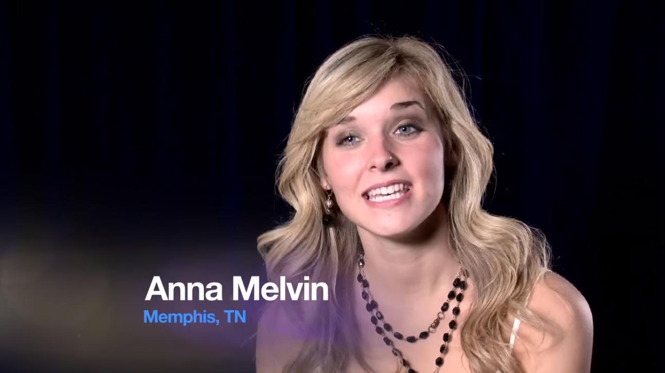Anna Melvin