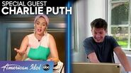 Charlie Puth And Katy Perry Give Music Business Tips - American Idol 2020