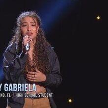 American Idol 2020, Season 18, Ep. 6, Hollywood 1, Kimmy Gabriela