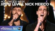 Jimmy Levy and Nick Merico Perform a Cool Duet - American Idol 2020