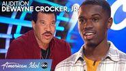 78 Year-Old Lionel Richie Superfan Upstages DeWayne Crocker Jr