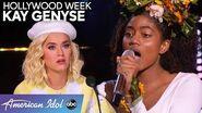 FIERCE and FUN Kay Genyse Brings Her Confidence to Hollywood Week - American Idol 2020