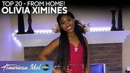 BAD GUY! Olivia Ximines Covers This Billie Eilish Hit - American Idol 2020