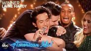 """Laine Hardy Wins American Idol 2019 and Performs New Song """"Flame"""" - American Idol 2019 Finale"""