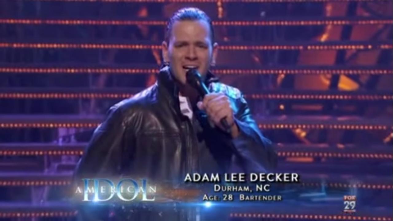 Adam Lee Decker