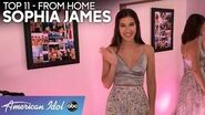 Sophia James Performs an EMOTIONAL Beach Boys Classic In Her Room - American Idol 2020