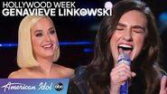 Returning Contestant Genavieve Linkowski Proves Singing Is in Her Blood - American Idol 2020