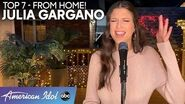 "The ""SWEETEST DEVOTION"" From Julia Gargano To Her Mom - American Idol 2020"
