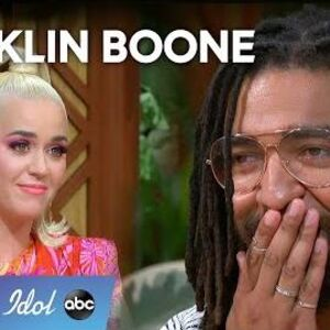Franklin Boone WOWs With a John Mayer Hit - American Idol 2020