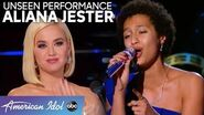 UNSEEN PERFORMANCE Aliana Jester Reminds Lionel of a Young Whitney Houston - American Idol 2020