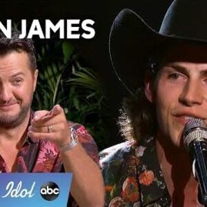 """Dillon James Delivers INSPIRING Performance Of """"The Times They Are A Changin'"""" - American Idol 2020"""