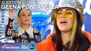 Katy Perry Stan Auditions For Her On American Idol - American Idol 2020