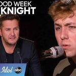 Louis Knight Is Smooth on the Keys During Hollywood Week - American Idol 2020