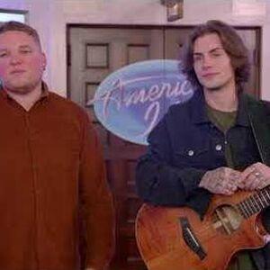 American Idol 2020 Evan Kuriga & Dillon James Full Performance Hollywood Week 2 Duo's