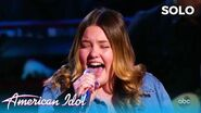 Lauren Spencer-Smith Girl That Went Viral Singing With Her Dad In His Truck SHINES at Solo Round