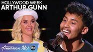 Arthur Gunn Has Katy, Lionel, and Luke BEGGING for More - American Idol 2020
