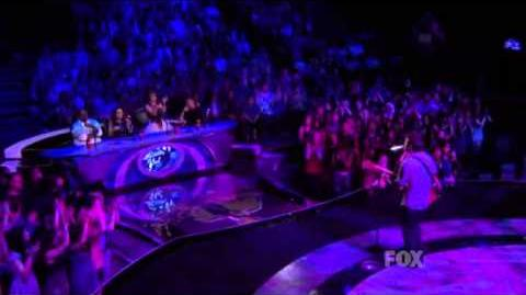 Kris Allen - How Sweet It Is (To be Loved by You) (American Idol Season 8 Top 10) HQ