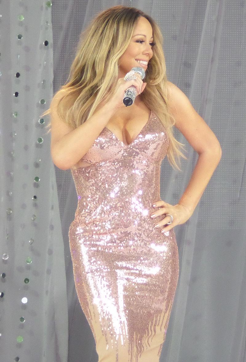 Mariah Carey/merge