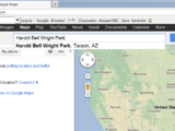 How to add a link to Google Maps