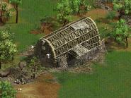 Barracks Hurons