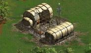 Barracks Delawares
