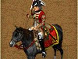 Mounted Standard Bearer