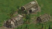 Huron tents
