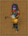 Iroquois shaman