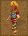 Incas shaman