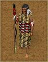 Hurons shaman