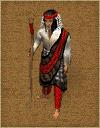 Pueblos shaman